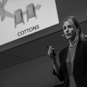 Natasha Franck, Co-Founder, EON-ID; LAUNCH Circular Innovator 2017