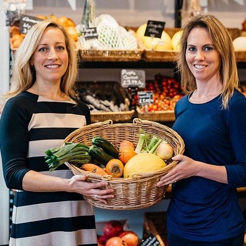 OLIO - Free food sharing app that connects users with unwanted food with neighbours living nearby who would like it - founded in United Kingdom.